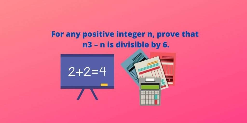 For any positive integer n