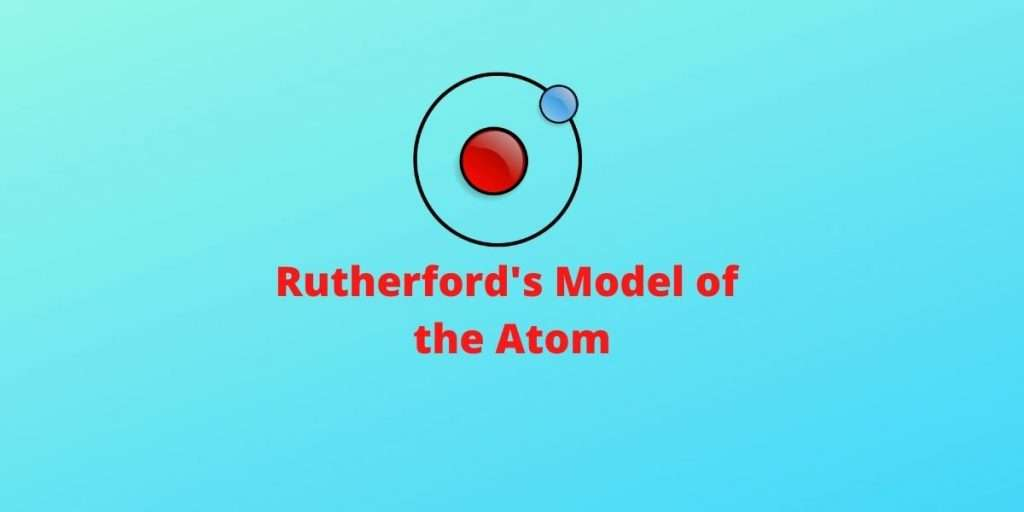 Rutherford Model of the Atom