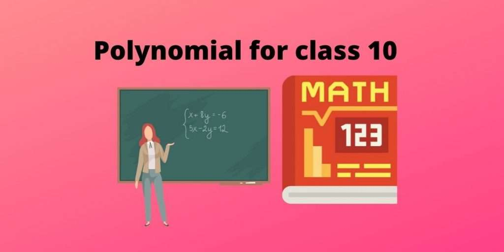 polynomial for class 10