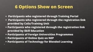 CBSE Training certificate