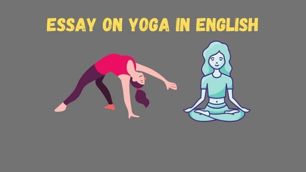 Essay on Yoga