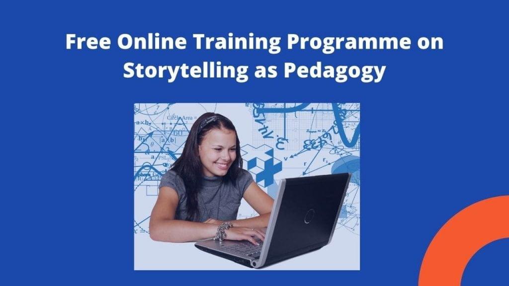 Free Online Training Programme on Storytelling as Pedagogy