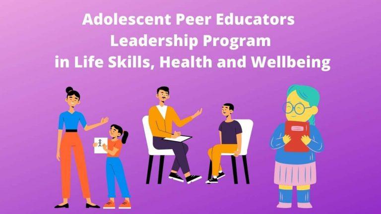 Adolescent Peer Educators Leadership Program