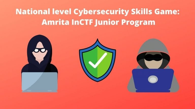 National level Cybersecurity Skills Game