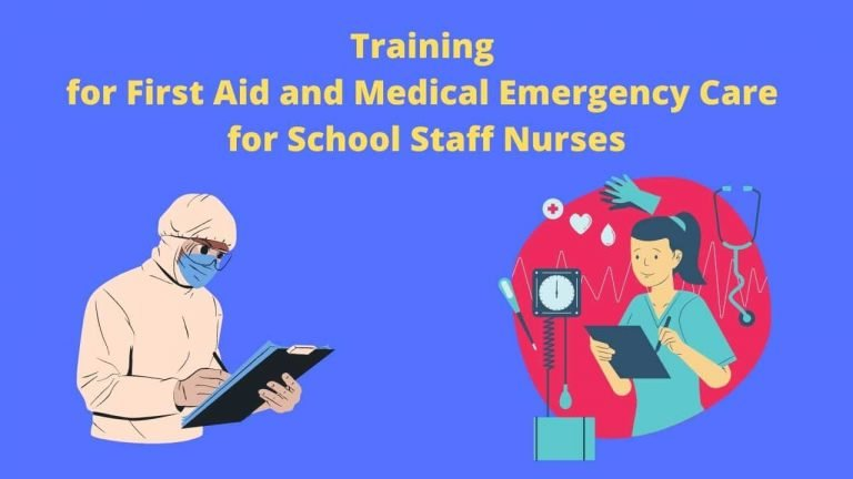 Training for First Aid and Medical Emergency Care